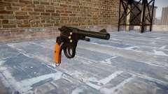 El Revólver Nagant M1895