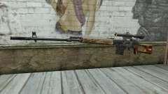 Fusil De Francotirador Dragunov