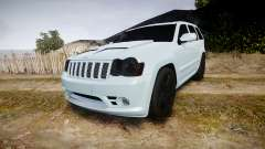 Jeep Grand Cherokee SRT8 stock