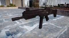 Pistola de SMT40 con la culata icon2 para GTA 4