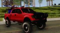 Ford F-150 2012 para GTA San Andreas