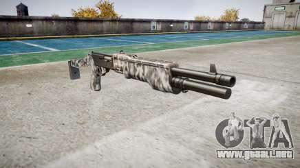 Ружье Franchi SPAS-12 Diamantes para GTA 4