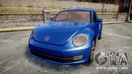 Volkswagen Beetle A5 Fusca para GTA 4