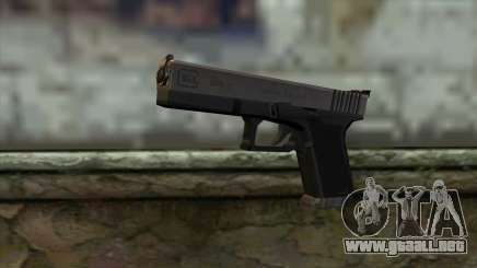 Glock from Half - Life Paranoia para GTA San Andreas