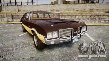 Oldsmobile Vista Cruiser 1972 Rims2 Tree5 para GTA 4