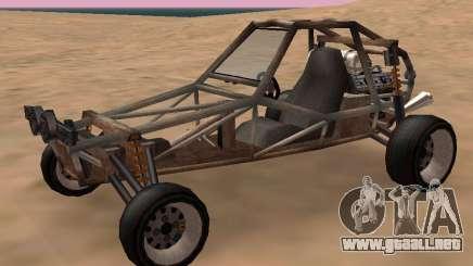 Actualizado Bandito para GTA San Andreas para GTA San Andreas