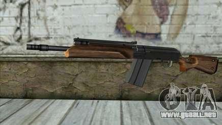 Saiga (Armas De Fuego) para GTA San Andreas