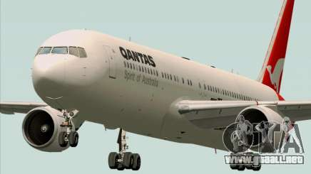 Boeing 767-300ER Qantas (Old Colors) para GTA San Andreas