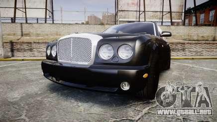 Bentley Arnage T 2005 Rims2 Chrome para GTA 4