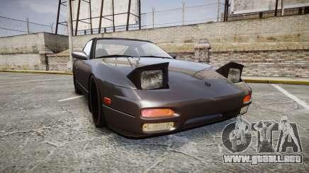 Nissan 240SX S13 para GTA 4