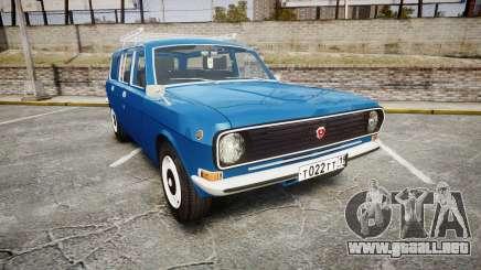 GAS-24-12 Volga Wh1 para GTA 4