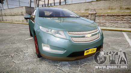 Chevrolet Volt 2011 v1.01 rims2 para GTA 4