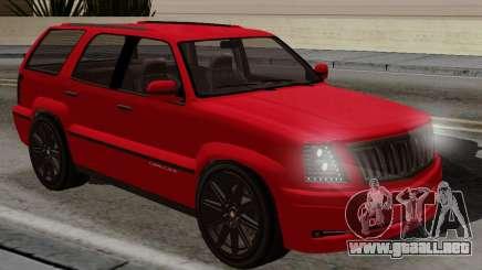 Albany Cavalcade para GTA San Andreas