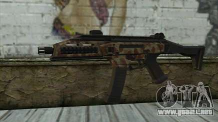 CZ-3A1 Scorpion (Bump Mapping) v2 para GTA San Andreas
