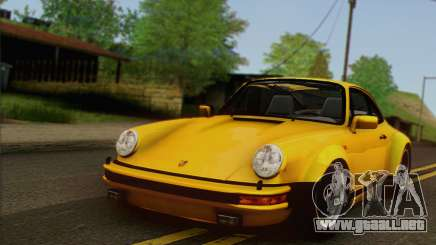 Porsche 930 Turbo Look 1985 Tunable para GTA San Andreas