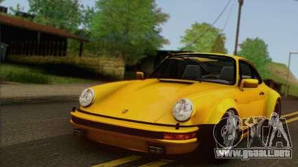 Porsche 930 Turbo Look 1985 Tunable para GTA San Andreas
