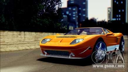 Vapid Bullet GTA 5 para GTA San Andreas