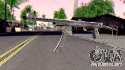 Pistola De Sudeva para GTA San Andreas