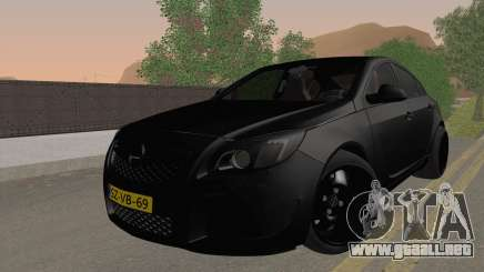 Opel Insignia para GTA San Andreas