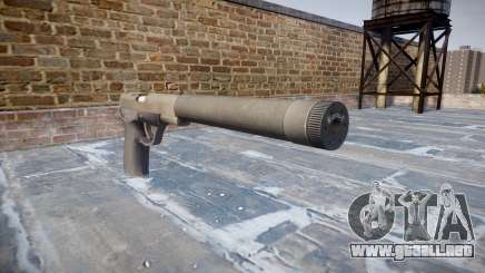 Pistola de QSZ-92 silenciador para GTA 4