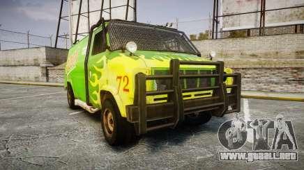 Kessler Stowaway Hans para GTA 4