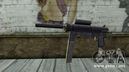 Grease Gun from Day of Defeat para GTA San Andreas