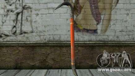 El Crowbar (DayZ Standalone) para GTA San Andreas