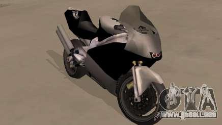 NRG-500 Winged Edition V.1 para GTA San Andreas