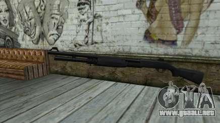 Benelli M3 Bump Mapping v2 para GTA San Andreas