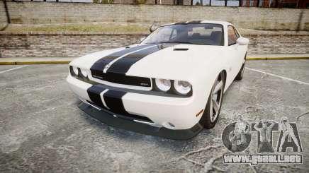 Dodge Challenger SRT8 para GTA 4