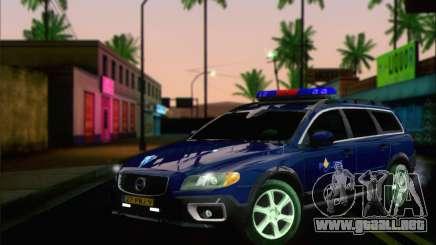 Volvo XC70 K9 Politie para GTA San Andreas