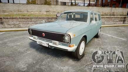GAS-24-12 Volga Wh2 para GTA 4