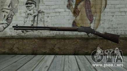 Winchester 1873 v2 para GTA San Andreas