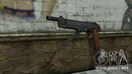 Beretta 93R para GTA San Andreas