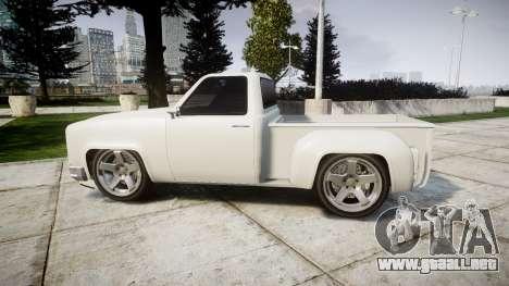 Vapid Bobcat Badass para GTA 4 left