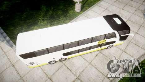 Marcopolo G7 OAD Reizen para GTA 4 visión correcta