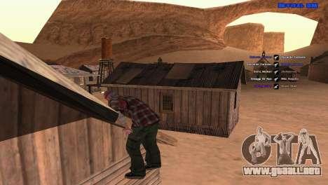 ped.ifp por Pavel_Grand para GTA San Andreas sexta pantalla