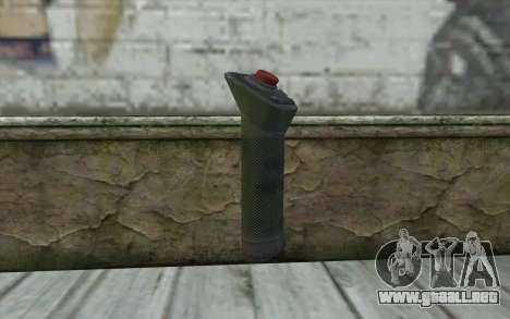 Nuevo Detonador (Francotirador Guerrero Fantasma para GTA San Andreas