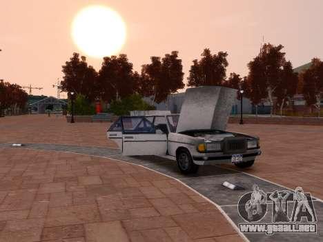 Admiral from GTA Vice City para GTA 4 vista superior