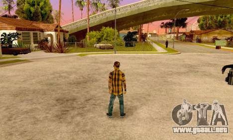 Los Santos Vagos para GTA San Andreas sucesivamente de pantalla