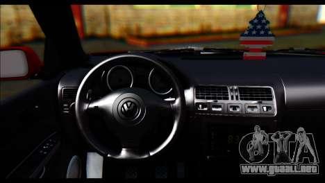 Volkswagen BorAir para la visión correcta GTA San Andreas