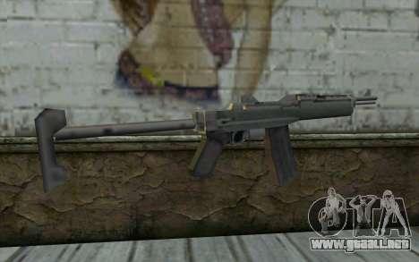Gun from GTA Vice City para GTA San Andreas segunda pantalla
