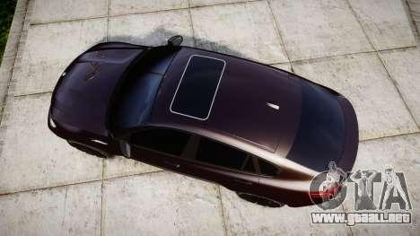 BMW X6M rims2 para GTA 4 visión correcta