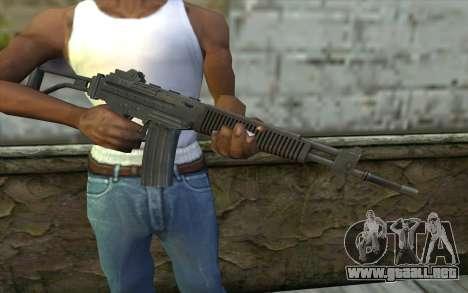 AR70 v2 para GTA San Andreas tercera pantalla
