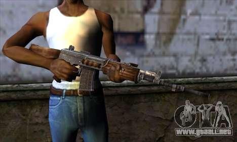 IOFB INSAS from Sniper Ghost Warrior 2 para GTA San Andreas tercera pantalla