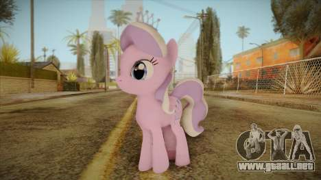 Diamond Tiara from My Little Pony para GTA San Andreas