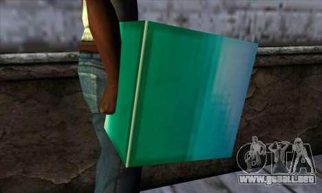 Bloque (Minecraft) v10 para GTA San Andreas tercera pantalla