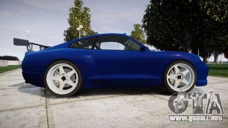 Pfister Comet Turbo v2.0 para GTA 4 left
