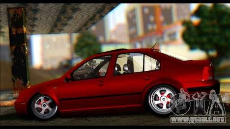 Volkswagen BorAir para GTA San Andreas left