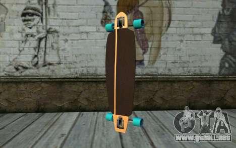 Longboard para GTA San Andreas